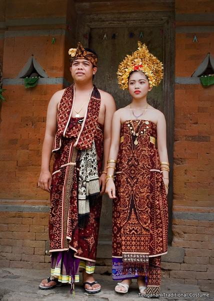 pakaian adat tradisional daerah bali
